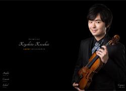 ヴァイオリニスト 小坂井聖人様|ウェブサイト